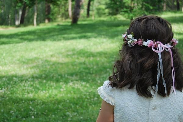 美髪 女の子
