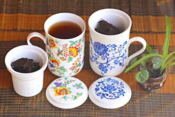 プーアール茶の効果効能01