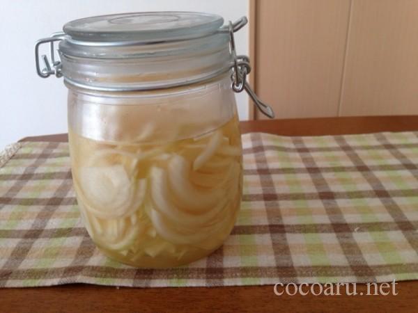 酢玉ねぎ 作り方02