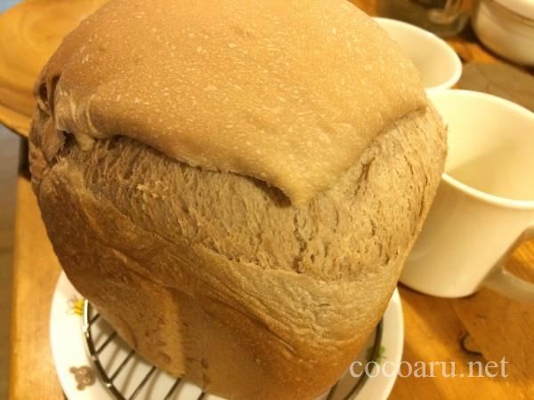 ホエー入りの食パン(HP)