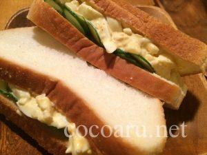 酢玉ねぎレシピ!タルタルソースで作ったサンドイッチ