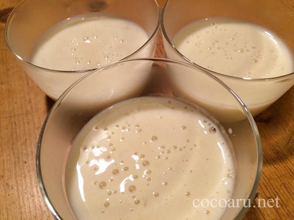 甘酒豆乳のアレンジ05