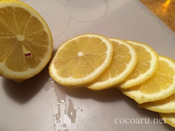 レモン酢の作り方08