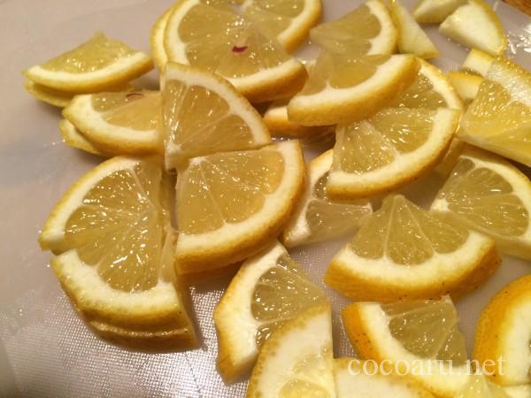 レモン酢の作り方09