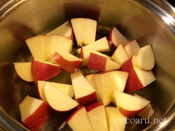 リンゴ酢06