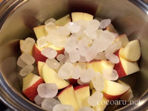 リンゴ酢07