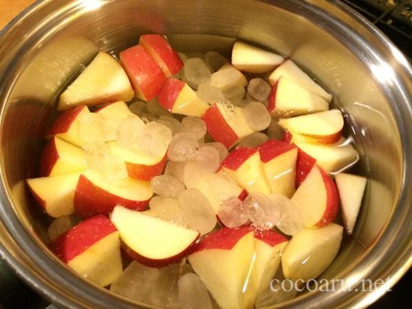 リンゴ酢09