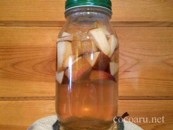 リンゴ酢11