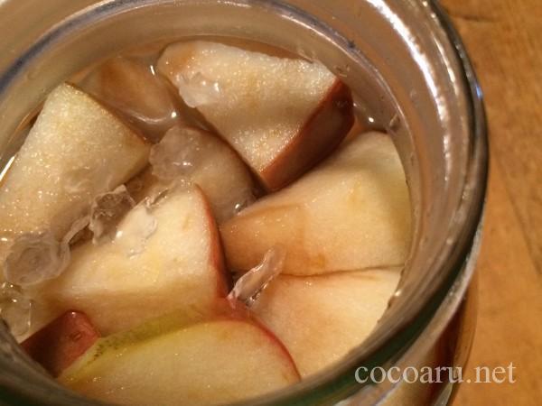 リンゴ酢 効果