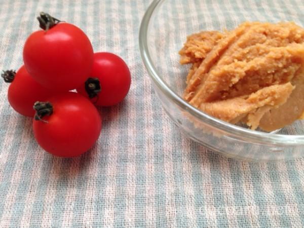 トマト味噌・作り方・簡単01