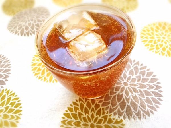 黒酢&リンゴジュース