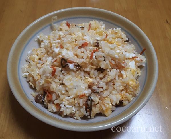 麹納豆チャーハン
