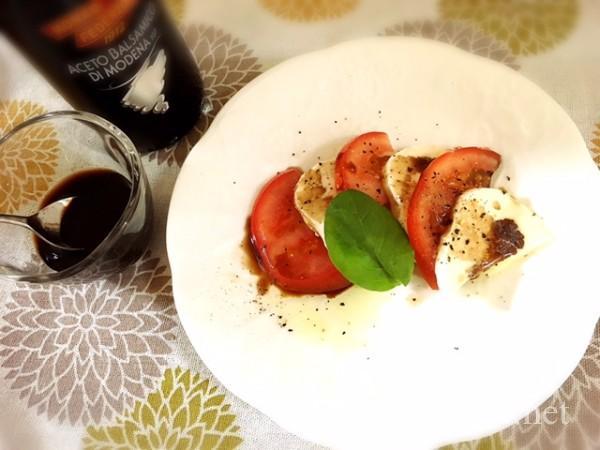 バルサミコ酢 カプレーゼ