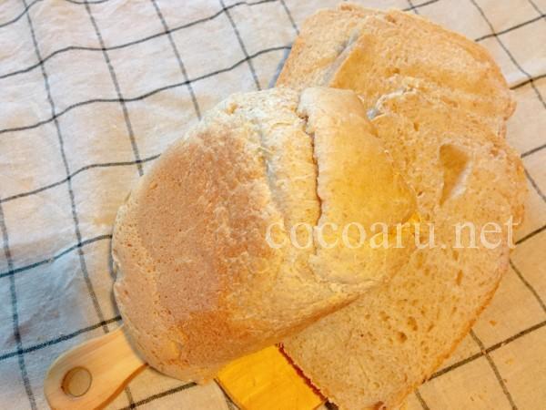 発酵玉ねぎ天然酵母パン(HB使用)