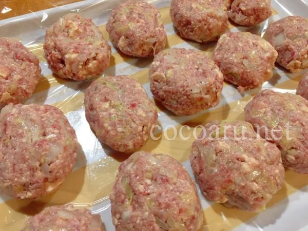 小学2年生運動会のお弁当|発酵ハンバーグ