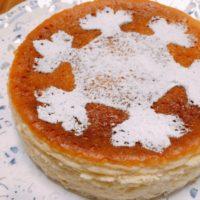 【塩麹deスイーツ】トリプル発酵食で作る超簡単なベイクドチーズケーキ!