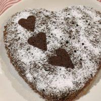 【超簡単】八丁味噌入りのガトーショコラ!バレインタインやお祝い&贈り物に♪